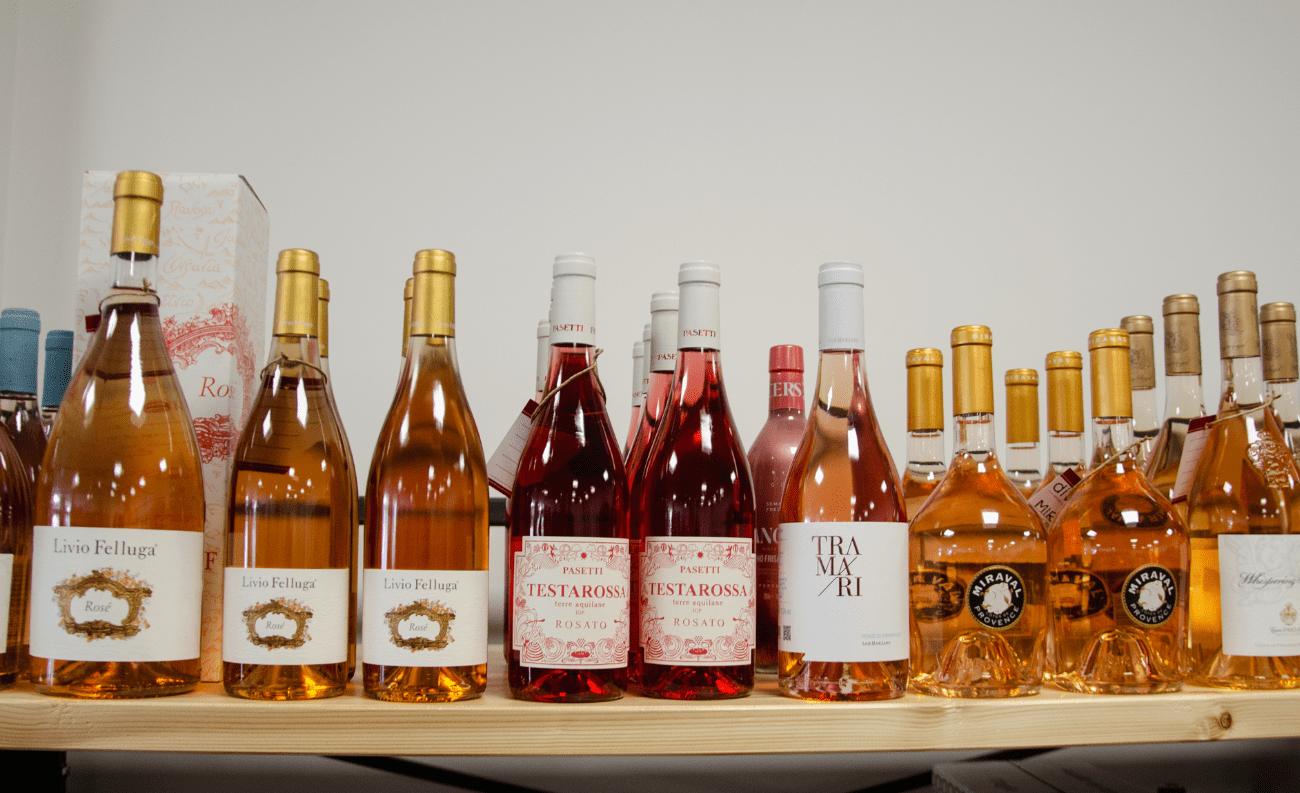Vini rosati di qualità enoteca divino salento